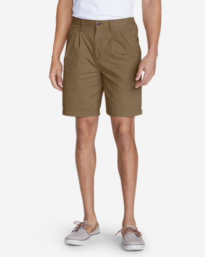 Men's Legend Wash Side-Elastic Chino Shorts