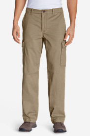 Cotton Pants for Men: Men's Legend Wash Cargo Pants - Classic Fit
