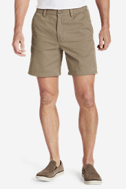 Men's Legend Wash 7' Chino Shorts - Solid
