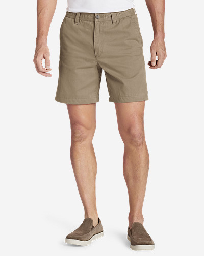Men's Legend Wash 7 Inch Chino Shorts