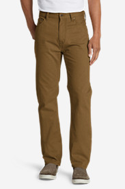 Twill Pants for Men: Men's Legend Wash Pants - Straight Fit