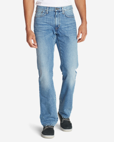 Men's Authentic Jeans - Straight Fit