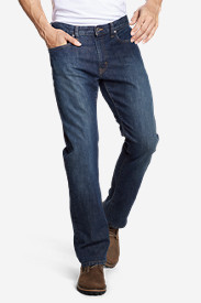 New Fall Arrivals: Men's Flex Jeans - Straight Fit