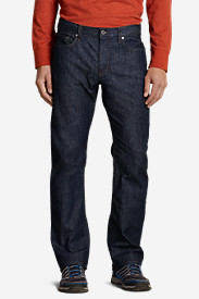 Stretch Jeans for Men: Men's Flex Jeans - Straight Fit