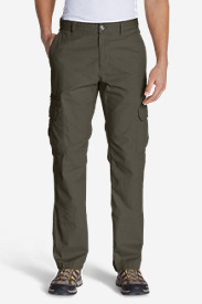 Green Pants for Men: Men's Versatrex Cargo Pants