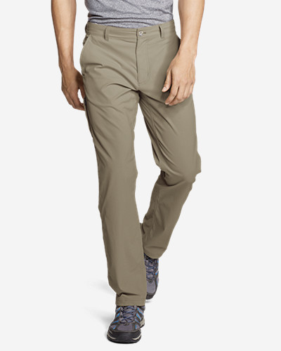 Beige Big & Tall Trousers for Men: Men's Horizon Guide Chino Pants