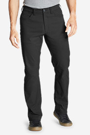 Stretch Jeans for Men: Men's Horizon Guide Jeans - Straight Fit
