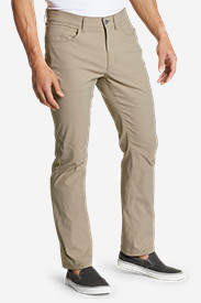 Spandex Jeans for Men: Men's Horizon Guide Jeans - Straight Fit