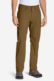 Brown Jeans for Men: Men's Horizon Guide Jeans - Straight Fit