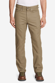 Cotton Pants for Men: Men's Mountain Pants