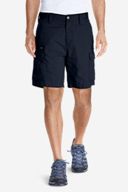 Blue Shorts for Men: Men's Versatrex 11' Cargo Shorts - Solid