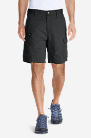 Cotton Shorts for Men: Men's Versatrex® 11' Cargo Shorts - Solid
