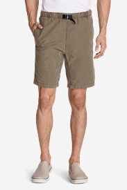 Cotton Shorts for Men: Men's Kebili 9' Belted Shorts