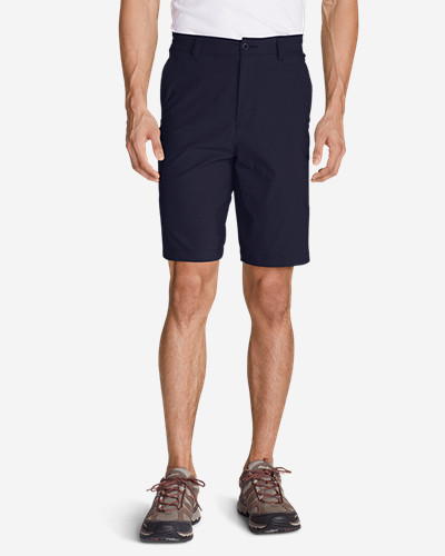 Nylon Shorts for Men: Men's Horizon Guide 10' Chino Shorts