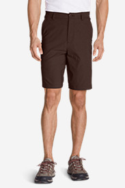 Stretch Khaki Shorts for Men: Men's Horizon Guide 10' Chino Shorts