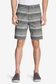 Shorts for Men: Men's Baja II Chino Shorts - Pattern