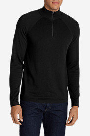 Men's Catalyst VILOFT/Cashmere ¼-ZIp Sweater