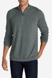 Gray Sweaters & Sweatshirts for Men: Men's Catalyst 1/4-ZIp Sweater