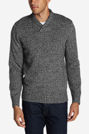 Gray Sweaters & Sweatshirts for Men: Men's Interlodge Pullover Sweater