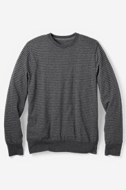 Men's Skyline Striped Crewneck Sweater