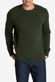 Crewneck Sweaters & Sweatshirts for Men: Men's Signature Cotton Crew Sweater