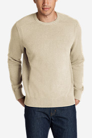 Men's Signature Cotton Crew Sweater
