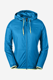 Blue Jackets: Women's Momentum Light Jacket