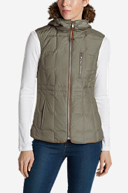 Cotton Vests: Women's Yukon Classic Down Vest