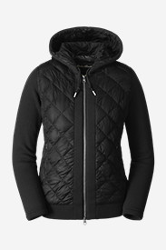 Insulated Jackets for Women: Women's 1944 Swiss Model Down Jacket