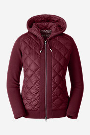 Red Jackets: Women's 1944 Swiss Model Down Jacket