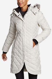 Insulated Parkas for Women: Women's Alpendown Parka