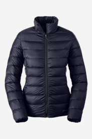 Blue Jackets: Women's CirrusLite Down Jacket