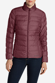 Red Jackets: Women's CirrusLite Down Jacket