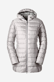 Gray Parkas for Women: Women's CirrusLite Down Parka