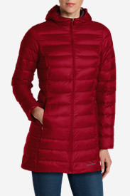 Red Jackets: Women's CirrusLite Down Parka