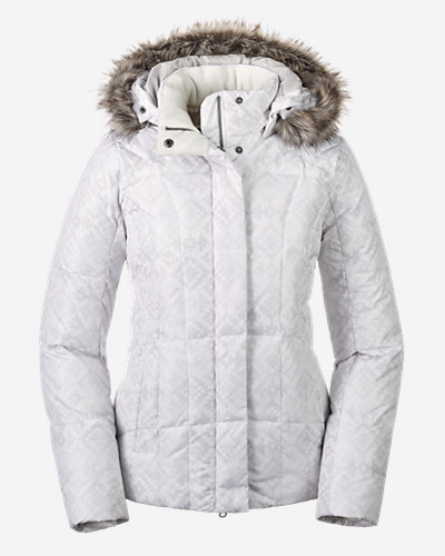 Petite Parkas: Women's Lodge Down Jacket