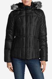 Tall Jackets for Women: Women's Lodge Down Jacket