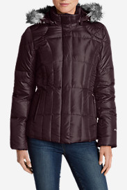 Water Resistant Jackets: Women's Lodge Down Jacket