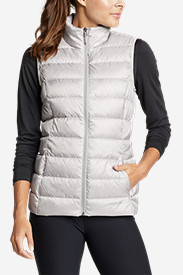 Plus Size Vests for Women: Women's CirrusLite Down Vest