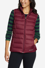 Red Vests: Women's CirrusLite Down Vest