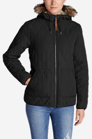 Shearling Jackets for Women: Women's Snowfurry Jacket