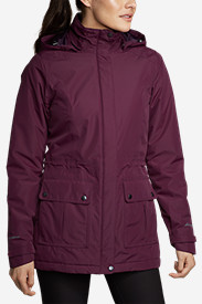 Women's Rainfoil® Fleece-LIned Parka