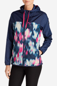 Women's Momentum Light Printed Jacket