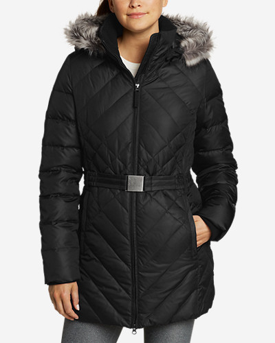 Women's Slope Side 2.0 Down Parka by Eddie Bauer