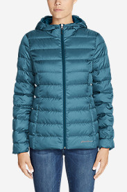 Women's CirrusLite Down Hooded Jacket