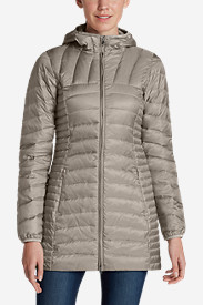 Tall Jackets for Women: Women's Astoria Hooded Down Parka