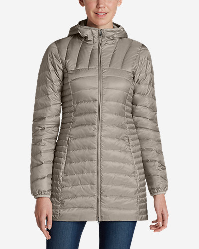 Petite Parkas: Women's Astoria Hooded Down Parka