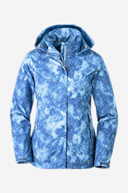 Blue Petite Outerwear for Women: Women's Rainfoil® Jacket