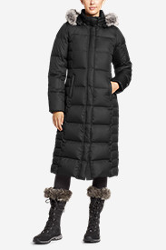 Winter Coats: Women's Lodge Down Duffle Coat