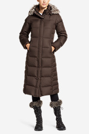 Tall Jackets for Women: Women's Lodge Down Duffle Coat